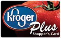 Kroger Plus Shopper Card